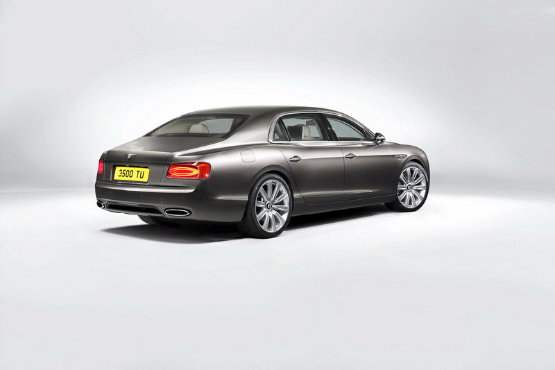 2014 Bentley Flying Spur High Resolution Exterior - image 493365