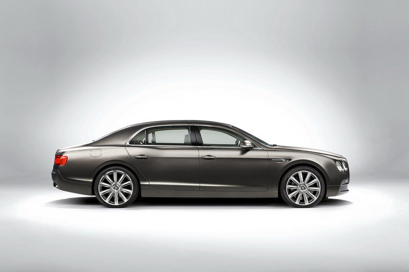 2014 Bentley Flying Spur High Resolution Exterior - image 493366
