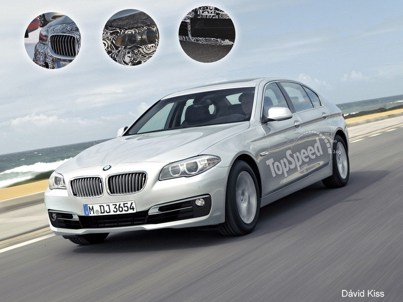 2014 BMW 5-Series Exclusive Renderings - image 494340
