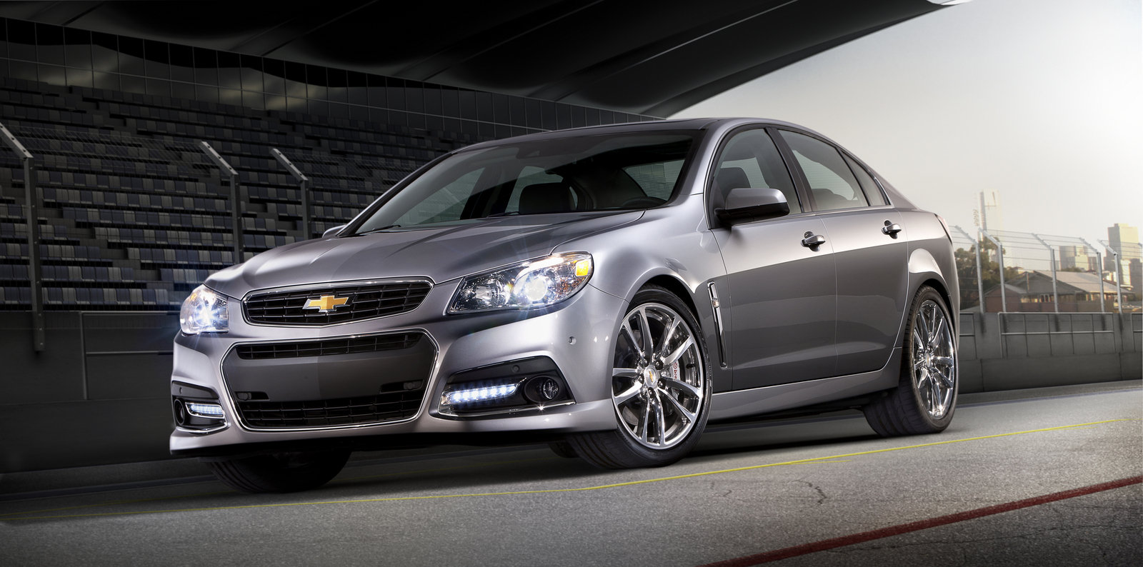 Coupe 2015 chevy ss coupe : 2014 Chevrolet SS Performance Review - Top Speed