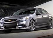 Chevrolet SS Performance