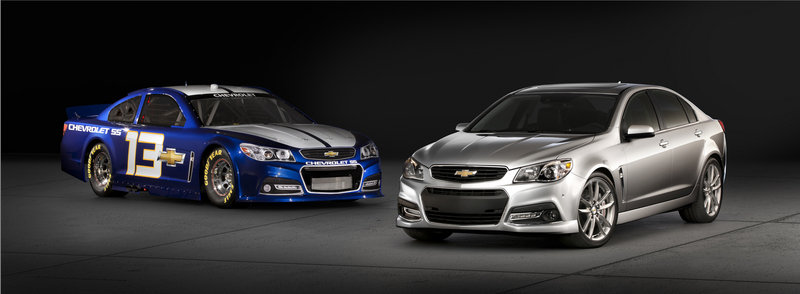 2014 Chevrolet SS Performance