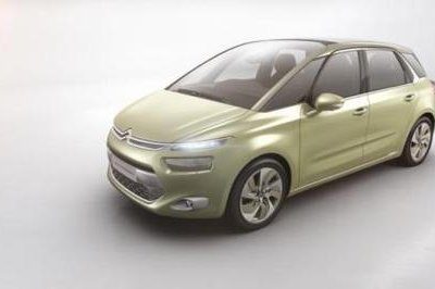 2014 Citroen Technospace Concept