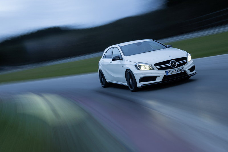 2014 Mercedes-Benz A45 AMG High Resolution Exterior - image 492692
