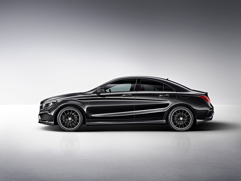 2014 Mercedes CLA Edition 1 High Resolution Exterior - image 492047