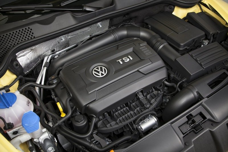 2014 Volkswagen Beetle GSR High Resolution Drivetrain - image 491701