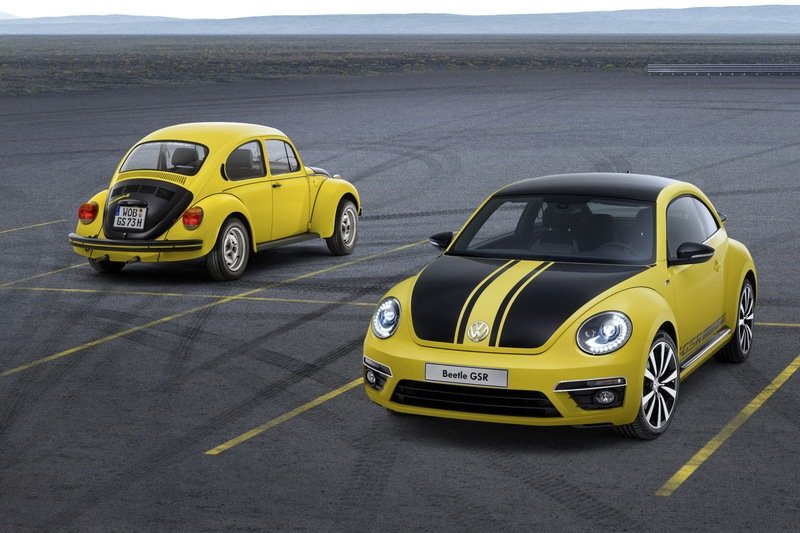 2014 Volkswagen Beetle GSR High Resolution Exterior - image 491692