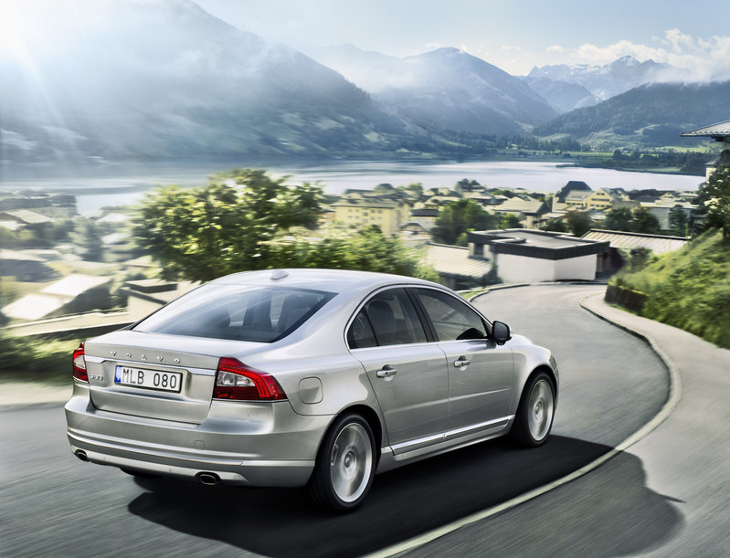 2014 Volvo S80 High Resolution Exterior - image 493470