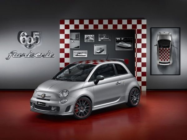 abarth 695 record picture