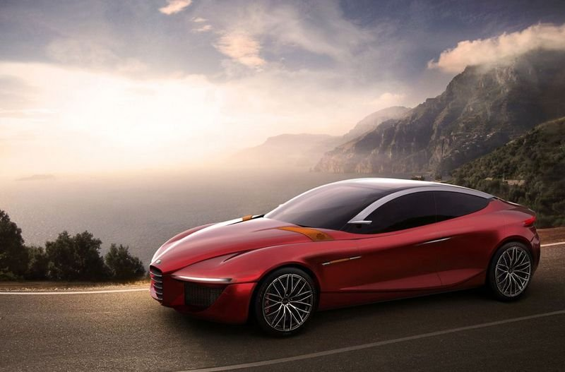 2013 Alfa Romeo Gloria Concept by IED High Resolution Exterior - image 492933
