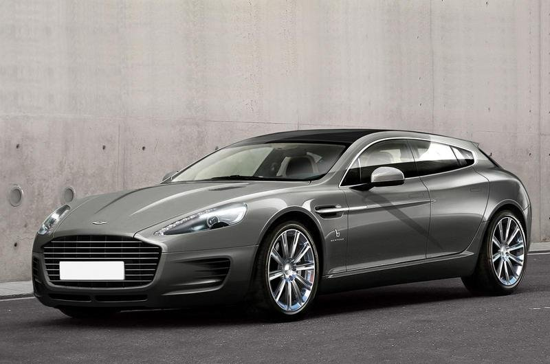 "2013 Aston Martin Rapide Shooting Brake ""Jet 2+2"" Concept by Bertone"