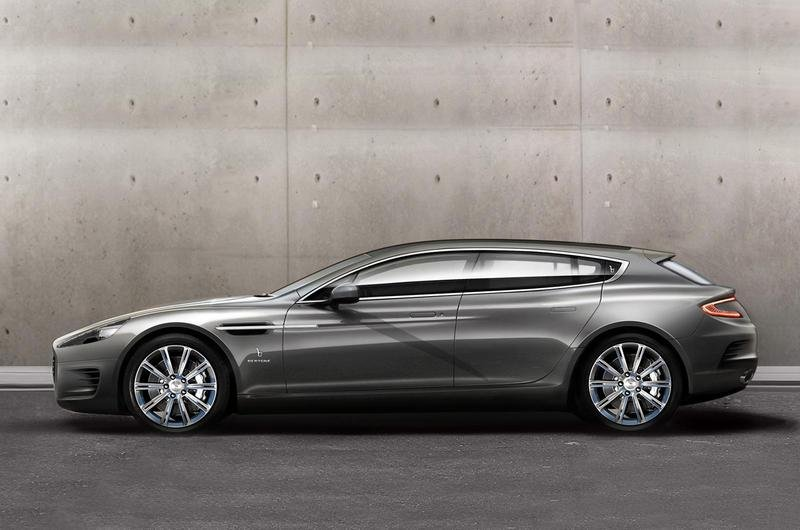 "2013 Aston Martin Rapide Shooting Brake ""Jet 2+2"" Concept by Bertone High Resolution Exterior - image 494001"