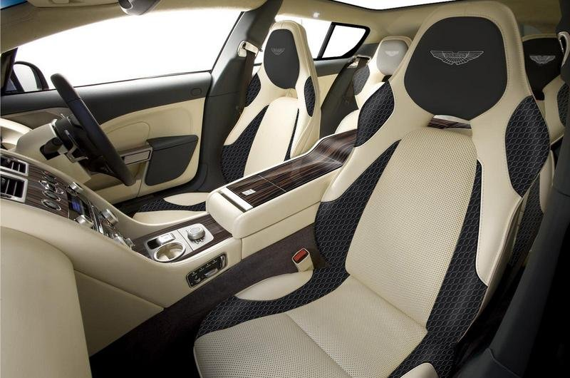 "2013 Aston Martin Rapide Shooting Brake ""Jet 2+2"" Concept by Bertone Interior - image 494002"