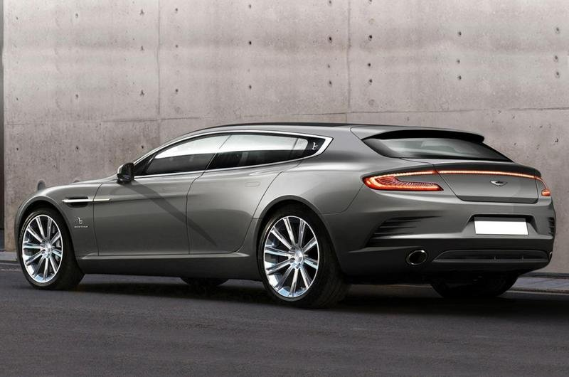 "2013 Aston Martin Rapide Shooting Brake ""Jet 2+2"" Concept by Bertone High Resolution Exterior - image 493999"