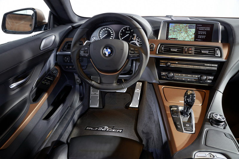 2013 BMW 640d Gran Coupe by AC Schnitzer