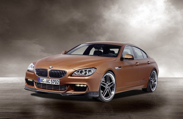 BMW Performance Exhaust >> 2013 BMW 640d Gran Coupe By AC Schnitzer Review - Top Speed