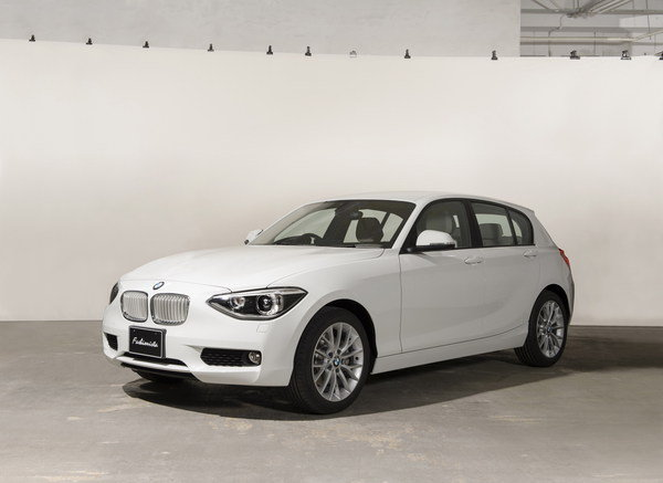 bmw 116i fashionista picture