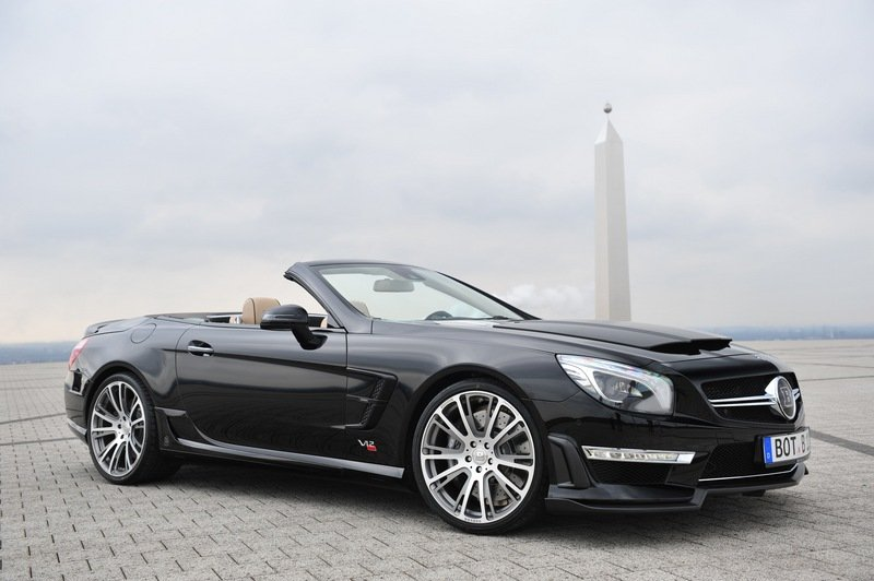 2013 Brabus 800 Roadster High Resolution Exterior - image 494008