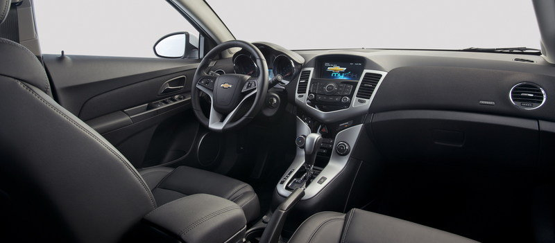 2014 Chevrolet Cruze Clean Turbo Diesel High Resolution Interior - image 492152