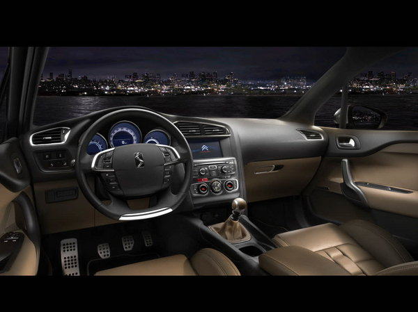 2013 Citroen Ds4 Electro Shot Car Review Top Speed