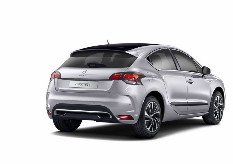 2013 Citroen DS4 Electro Shot High Resolution Exterior - image 494361