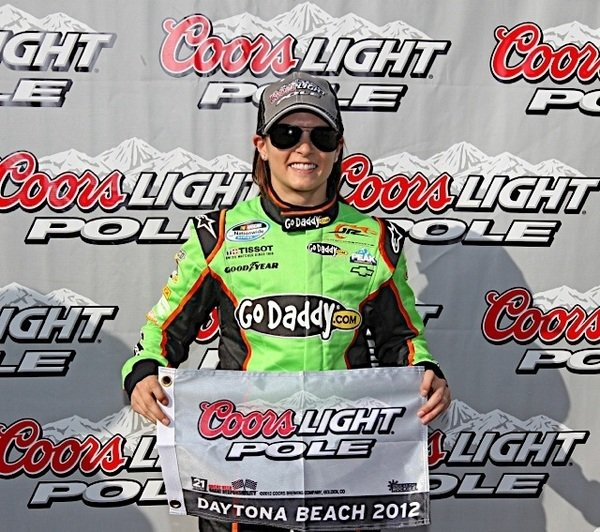 danica patrick admits to dating the competition picture
