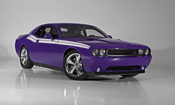 Dodge Challenger R/T and SRT8 392