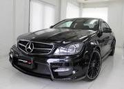 Expression Motorsport Offers a Black Series look to the Mercedes C63 AMG Coupe - image 492180
