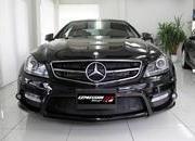 Expression Motorsport Offers a Black Series look to the Mercedes C63 AMG Coupe - image 492181