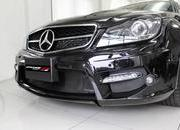 Expression Motorsport Offers a Black Series look to the Mercedes C63 AMG Coupe - image 492185