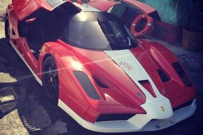 Ferrari FXX in Fast & Furious Trailer Appears to be a Replica