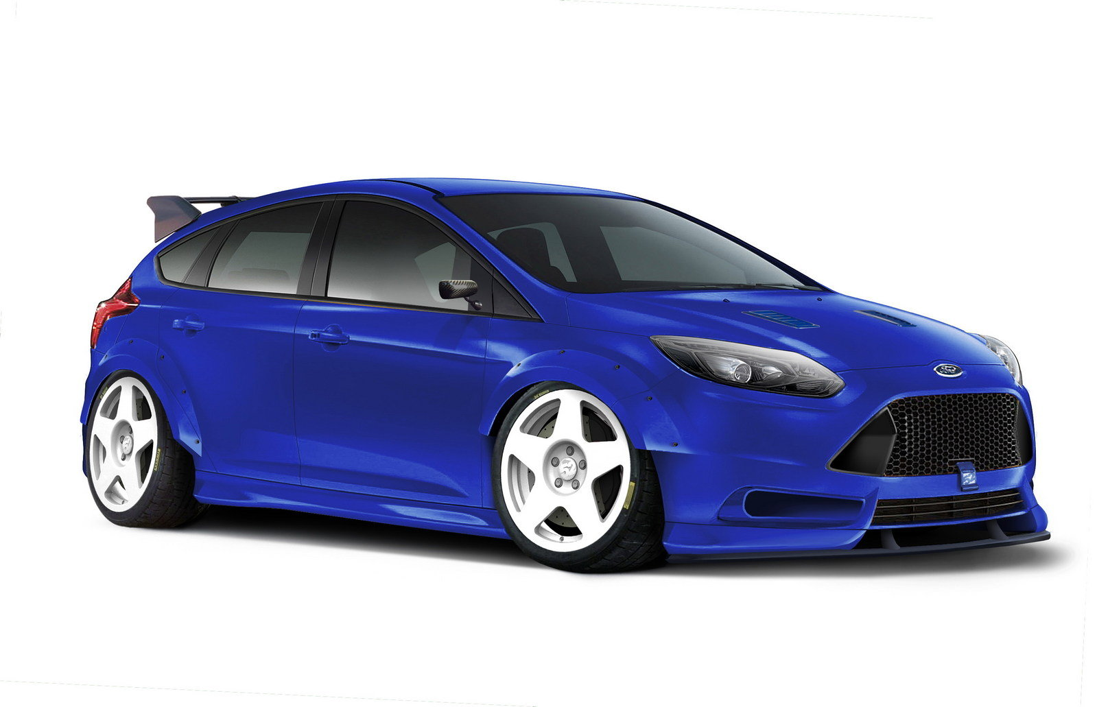 2013 Ford Focus St Trackster By Fifteen52 Top Speed
