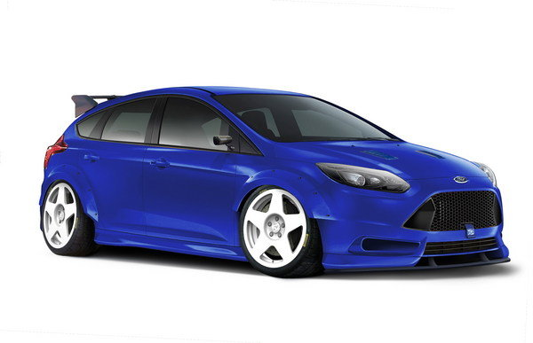 2013 ford focus st trackster by fifteen52 car review top speed. Black Bedroom Furniture Sets. Home Design Ideas