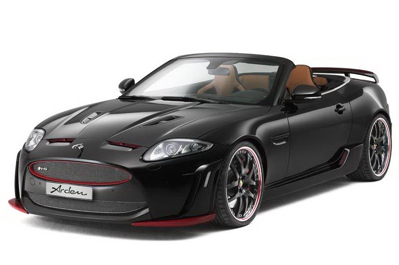 2013 Jaguar XKR-S Convertible by Arden