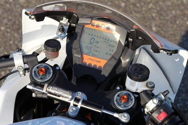 2013 Ktm 1190 Rc8 R Track Motorcycle Review Top Speed