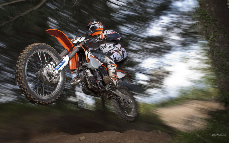 2013 KTM 125 EXC High Resolution Exterior Wallpaper quality - image 492312
