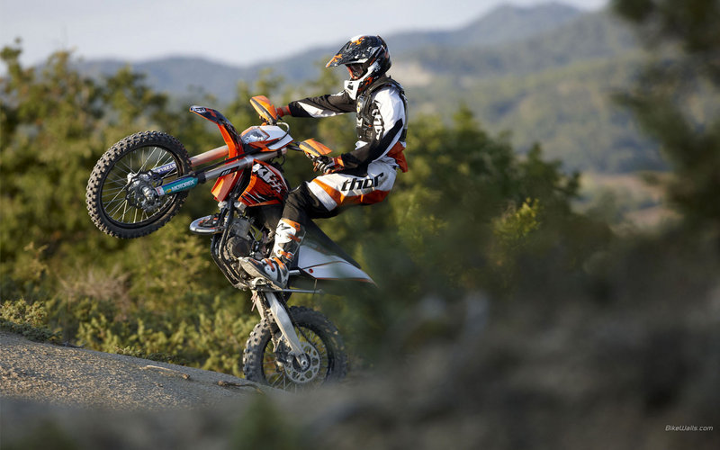 2013 KTM 125 EXC High Resolution Exterior - image 492309