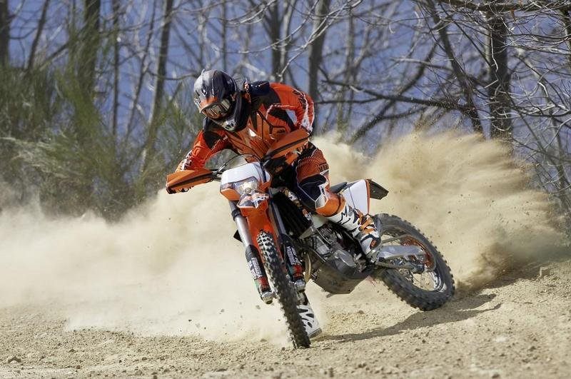 2013 KTM 125 EXC Six Days High Resolution Exterior - image 492761