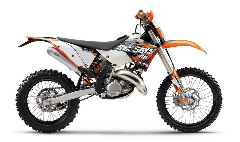 2013 KTM 125 EXC Six Days High Resolution Exterior - image 492748
