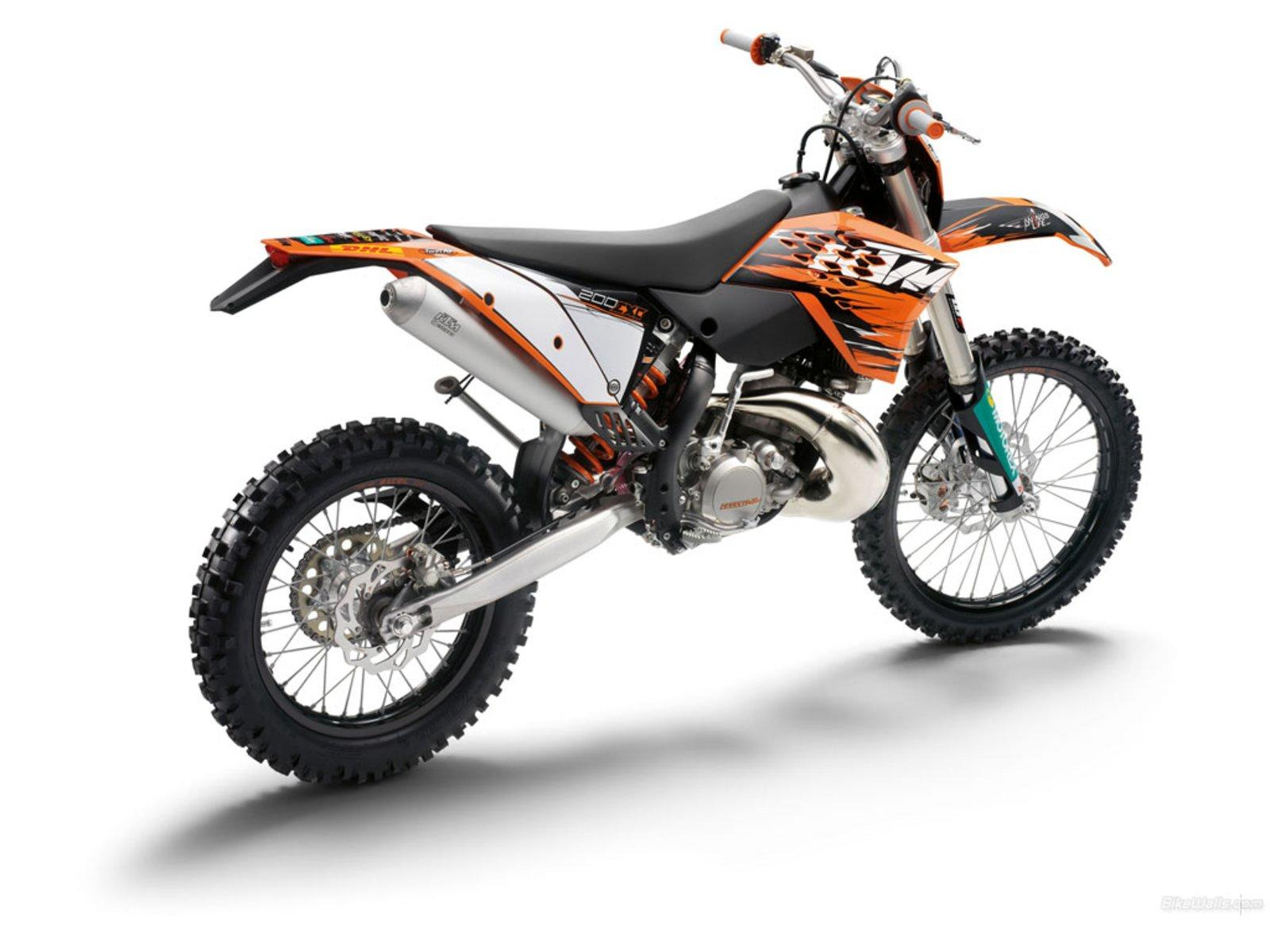Ktm Xc Top Speed