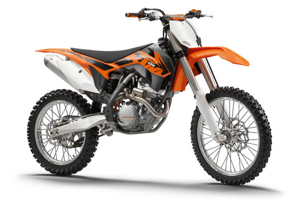 2013 KTM 250 SX‑F Review - Top Speed