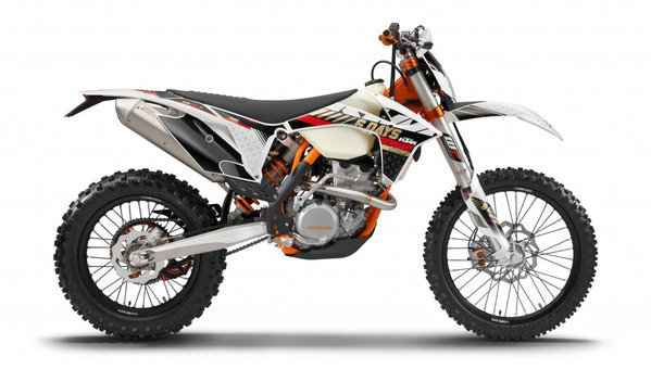 ktm 350 exc-f six days picture