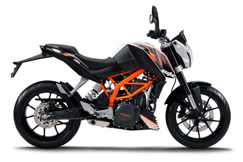 2013 KTM 390 Duke High Resolution Exterior - image 493769