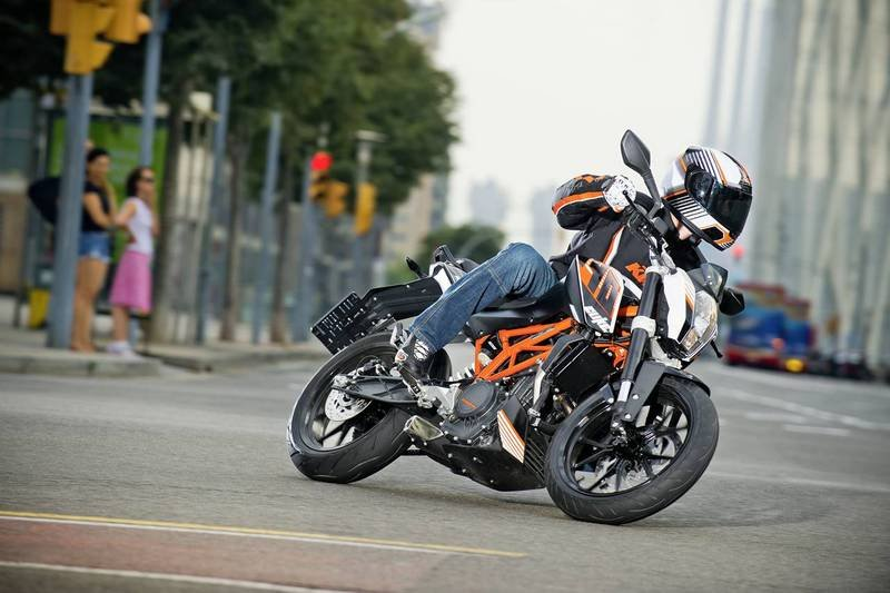 2013 KTM 390 Duke High Resolution Exterior - image 493759