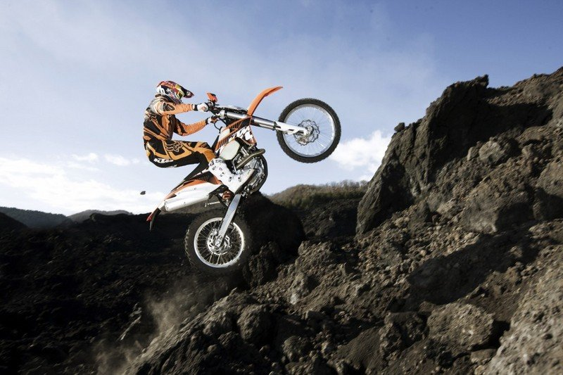 2013 KTM 450 EXC Six Days High Resolution Exterior - image 492997