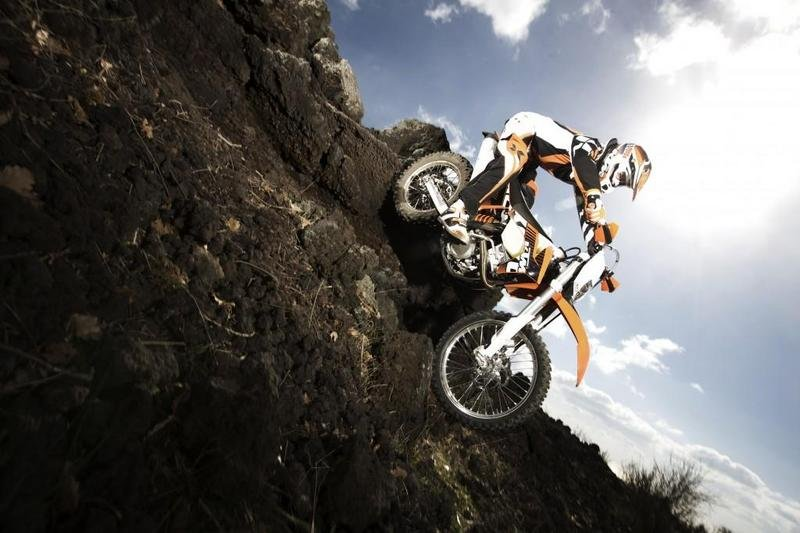 2013 KTM 450 EXC Six Days High Resolution Exterior - image 492995