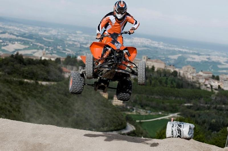 2013 KTM 505 SX High Resolution Exterior - image 494222