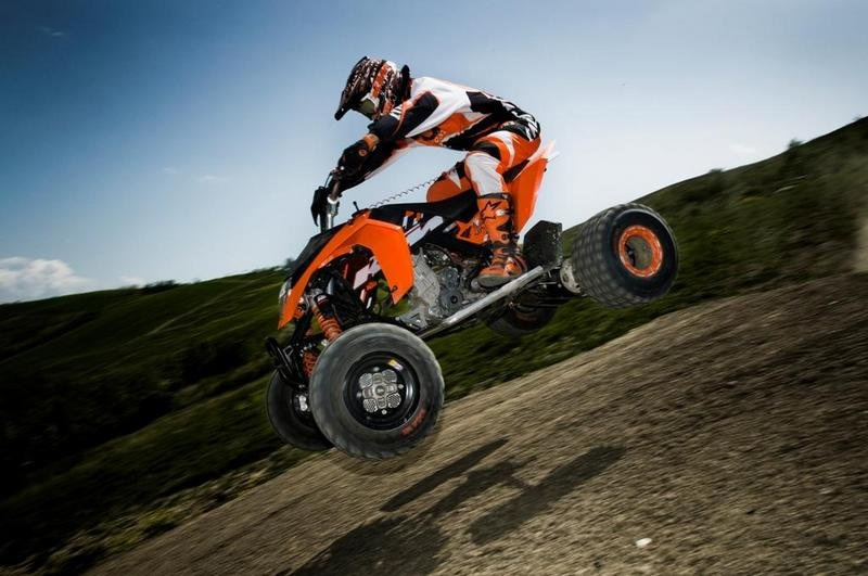 2013 KTM 505 SX High Resolution Exterior - image 494224