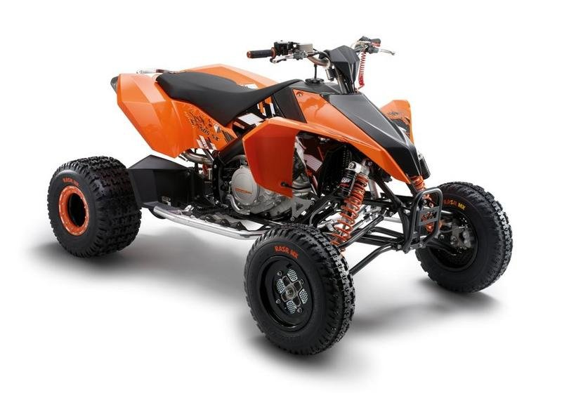2013 KTM 505 SX High Resolution Exterior - image 494217