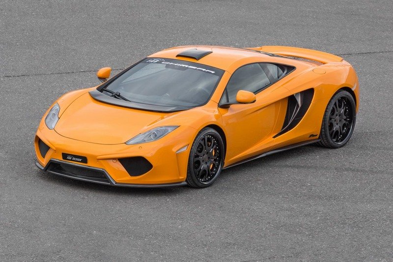 2013 McLaren MP4-12C Chimera by Fab Design High Resolution Exterior - image 493585